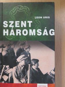 Leon Uris - Szentháromság [antikvár]