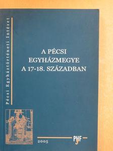 Bánkuti Imre - A pécsi egyházmegye a 17-18. században [antikvár]