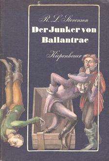 R. L. Stevenson - Der Junker von Ballantrae [antikvár]