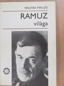 Magyar Miklós - Ramuz világa [antikvár]