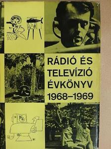 Abody Béla - Rádió és Televízió évkönyv 1968-1969 [antikvár]