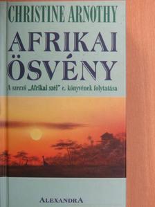 Christine Arnothy - Afrikai ösvény [antikvár]