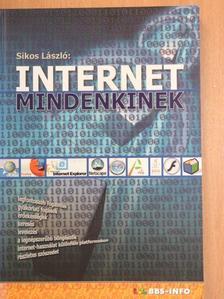 Sikos László - Internet mindenkinek [antikvár]
