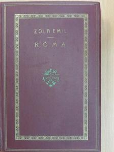 Émile Zola - Róma [antikvár]