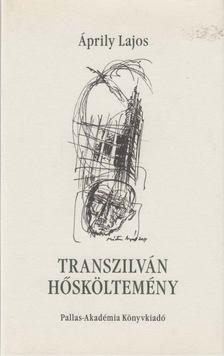 Áprily Lajos - Transzilván hősköltemény [antikvár]
