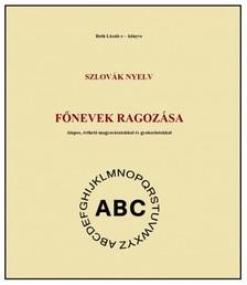 Both László - Főnevek ragozása [eKönyv: pdf]