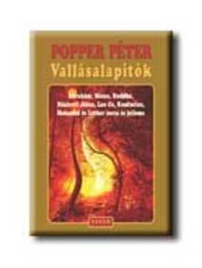 POPPER PÉTER - VALLÁSALAPÍTÓK