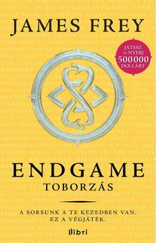 James Frey - Endgame I. - Toborzás [antikvár]
