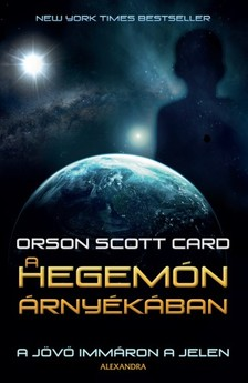 Orson Scott Card - A Hegemón árnyékában [eKönyv: epub, mobi]