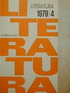 Andrási Gábor - Literatura 1979/4. [antikvár]