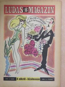 Árkus József - Ludas Magazin 1974/3. [antikvár]