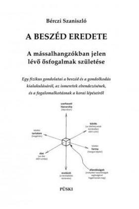 Bérczi Szaniszló - A beszéd eredete. A mássalhangzókban jelen lévő ősfogalmak születése.