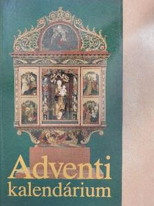 József Attila - Adventi kalendárium [antikvár]