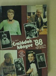 Bányai Katalin - Családok könyve 1988 [antikvár]