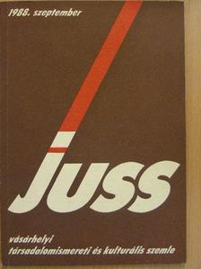 Bibó Lajos - Juss 1988. szeptember [antikvár]