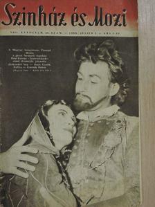 Darvas József - Szinház és Mozi 1955. július 1. [antikvár]