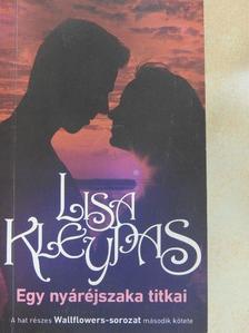 Lisa Kleypas - Egy nyáréjszaka titkai [antikvár]
