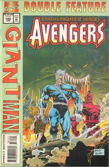 Deodato, Mike, Harras, Bob - Marvel Double Feature...The Avengers/Giant-Man Vol. 1. No. 382 [antikvár]