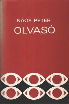 NAGY PÉTER - Olvasó [antikvár]