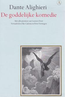 Dante Alighieri - De goddelijke komedie [antikvár]