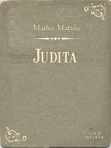 Maruliæ Marko - Judita [eKönyv: epub, mobi]