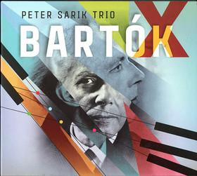 PETER SARIK TRIO - BARTÓK CD PÉTER SÁRIK TRIO