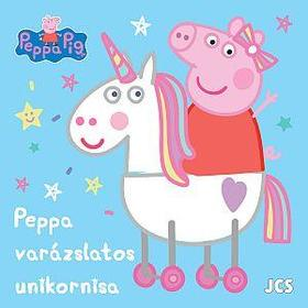 Peppa malac - Peppa varászlatos unikornisa
