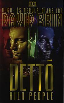 David Brin - Dettó [antikvár]
