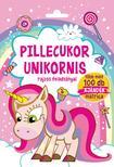 Szalay Könyvkiadó - Pillecukor unikornis - Rajzos feladványai - Több mint 100 db ajándék matricával