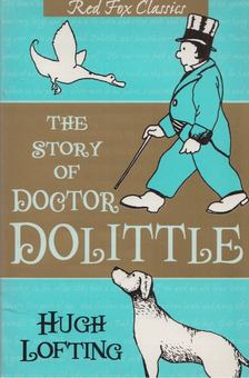 Hugh Lofting - The Story of Doctor Dolittle [antikvár]