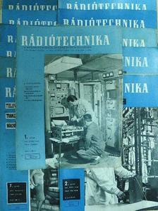 Katona Zoltán - Rádiótechnika 1964. január-december [antikvár]