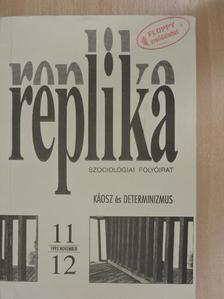 Balázs Péter - Replika 1993. november [antikvár]