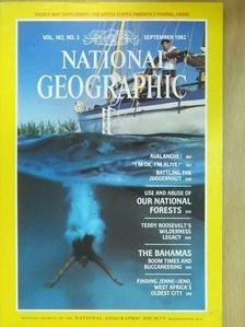 David Cupp - National Geographic September 1982 [antikvár]