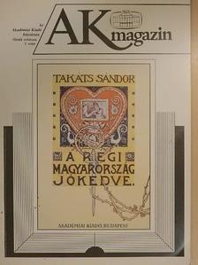 Balázs Ádám - AK magazin 1994/1. [antikvár]