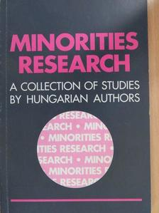 Bodó Barna - Minorities Research [antikvár]