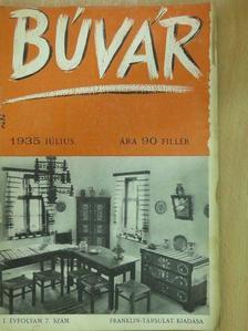 Benedek András - Búvár 1935. július [antikvár]