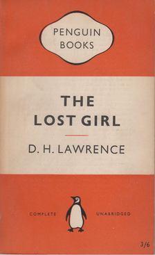 Lawrence D.H. - The Lost Girl [antikvár]