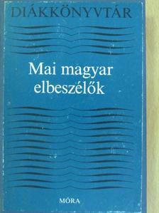 Bertha Bulcsu - Mai magyar elbeszélők [antikvár]