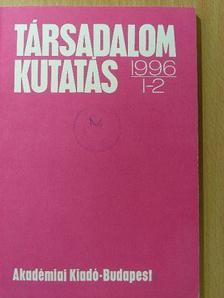 Farkas János - Társadalomkutatás 1996/1-2. [antikvár]
