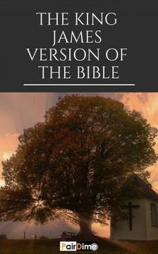 King James - The King James Version of the Bible [eKönyv: epub, mobi]