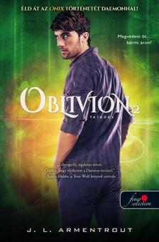 Jennifer Armentrout - Oblivion 2. - Feledés (Luxen Daemonnal) - FŰZÖTT