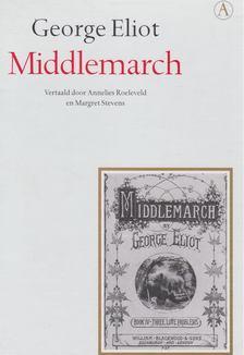 George Eliot - Middlemarch [antikvár]