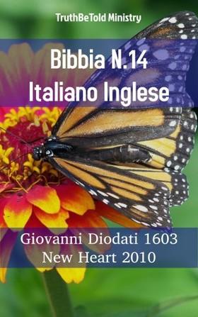 TruthBeTold Ministry, Joern Andre Halseth, Giovanni Diodati - Bibbia N.14 Italiano Inglese [eKönyv: epub, mobi]