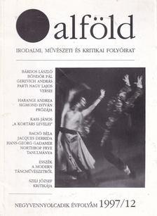 Aczél Géza - Alföld 1997/12 [antikvár]