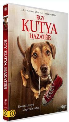EGY KUTYA HAZATÉR - DVD