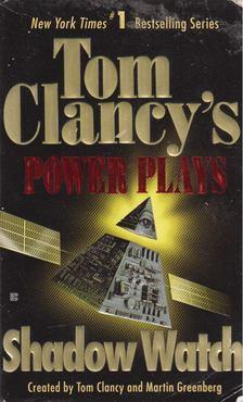 Tom Clancy - Shadow Watch [antikvár]