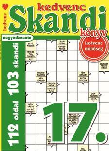 CSOSCH KIADÓ - Kedvenc Skandi Könyv 17.
