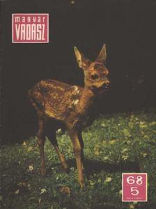 Magyar Vadász 1968/5. [antikvár]