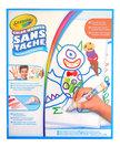 Crayola Color Wonder: maszatmentes kifestőlap utántöltő
