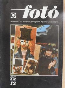 Járai Rudolf - Fotó 1975. december [antikvár]